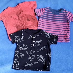 4/$24 - 3 Carter's 3 month T-Shirts